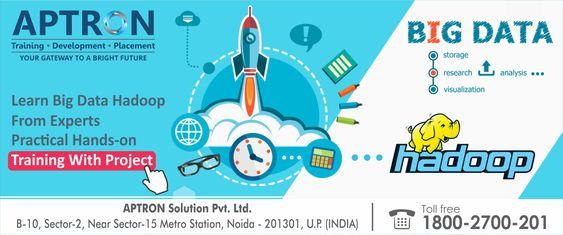 Hadoop Training in Noida