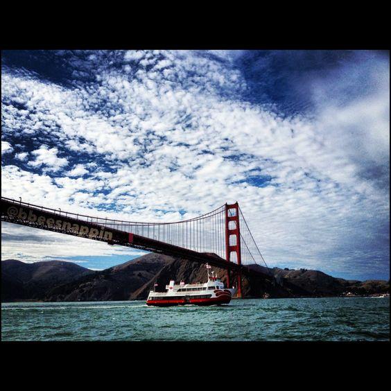 Golden Gate Bridge, San Francisco Ca September 2013