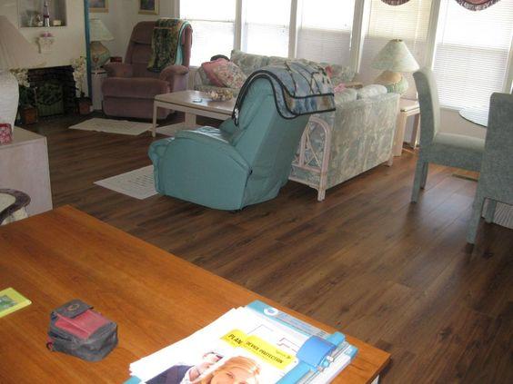 Pinterest the world s catalog of ideas for Knotty laminate flooring
