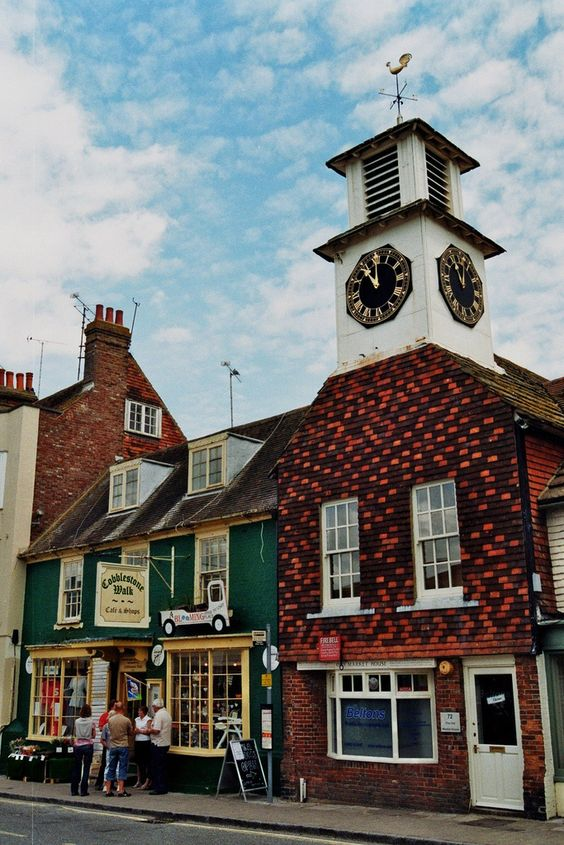 Steyning, West Sussex, Angleterre. | Flickr - Photo Sharing!