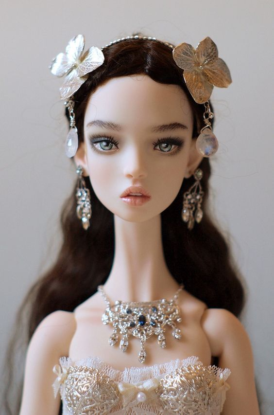 Another beauty bjd from Popovy sisters.