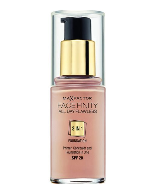 Max Factor Maquillaje Facefinity 3 In 1 Foundation Max Factor En