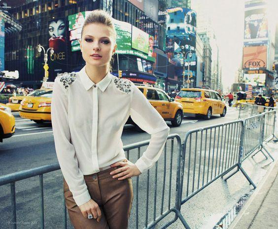 Campanha Outono/Inverno 2013 New York