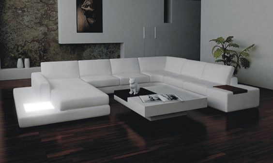 wohnzimmer: ideen zum einrichten - [schÖner wohnen]. anthrazit ... - Moderne Wohnzimmer Couch