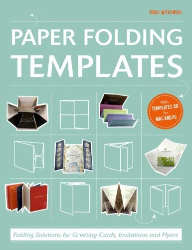 Paper Folding Templates: Folding Solutions for Greeting Cards ...