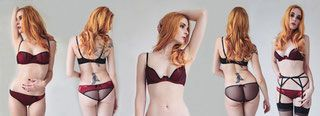Ruth - luxury lingerie & love