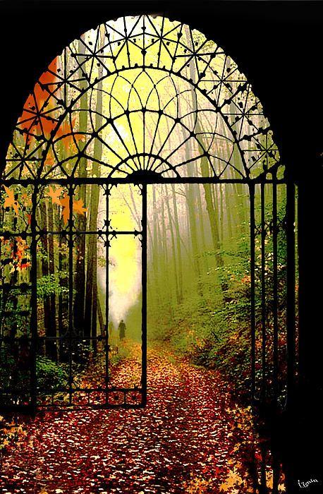 Gates of Autumn | Igor Zenin, Fine Art America