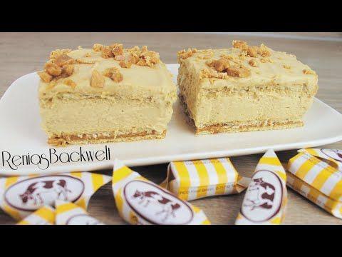 Blitzrezept Mein Karamell Kuchen Ohne Backen Youtube Kuchen Ohne Backen Kuchen Und Torten Russische Rezepte Backen