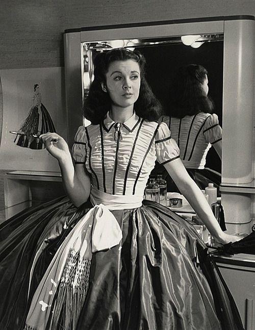 scarlett o hara style dress on justin