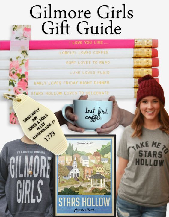 A HUGE thanks to Netflix for adding all seven seasons of my favorite obsession: Gilmore Girls. I am not ashamed to admit I re-watched the entire series in a matter of weeks. I'm not alone. Since its placement on the streaming site, the name Gilmore has appeared on my social feeds numerous times. Sources ranging from friends to …
