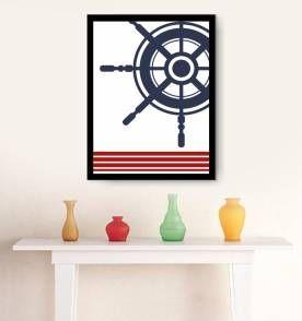 poster marine - 30x40 cm