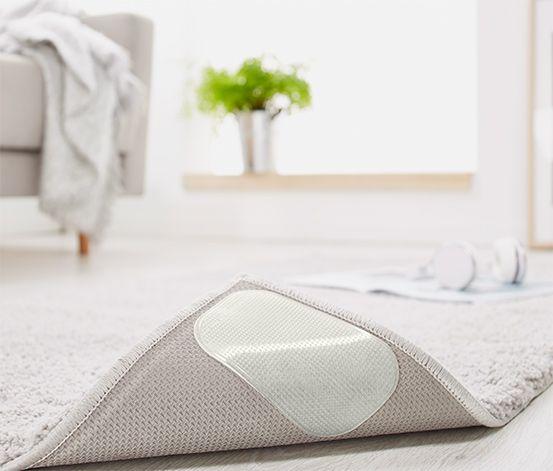 4 Teppich Antirutsch Pads Antirutsch Teppich Kleine Teppiche