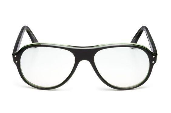 Gafas de acetato de triplex - las gafas de sol de menta: diseño HF20 la fuerza aérea