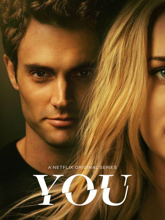Em meio a calmaria: Série: You/ Você by Netflix