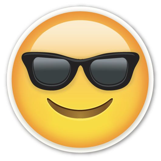 Smiling Face with Sunglasses | Smiling faces, I am and