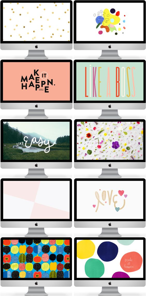10 Gorgeous Wallpapers For Your Desktop