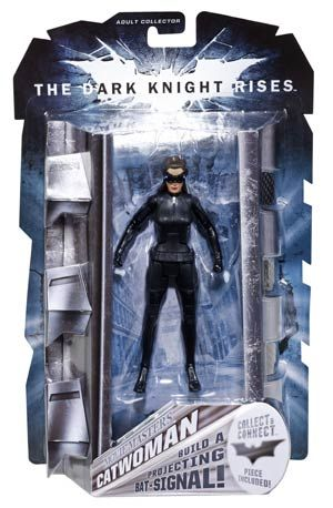 Dark Knight Rises Catwoman 6-Inch Action Figure out this week!