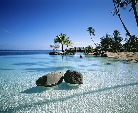 Tahiti which is not in Europe
