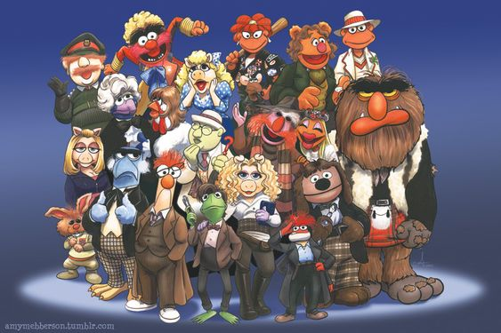 Doctor Who Muppets