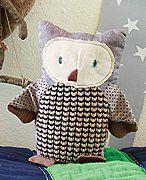 Handmade Scandi Friends—Owl by Hanna Andersson