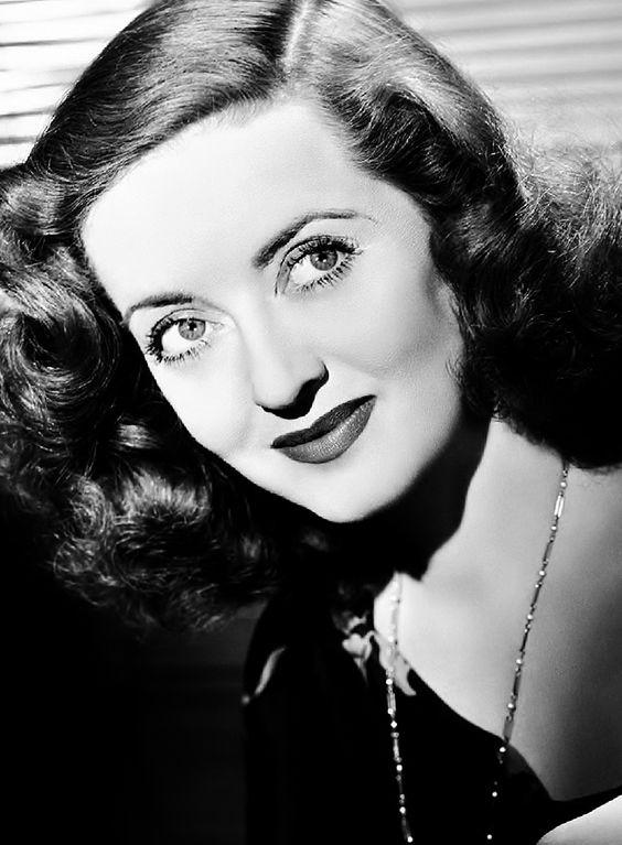 sparklejamesysparkle:  Bette Davis (1950) - by Bert Six