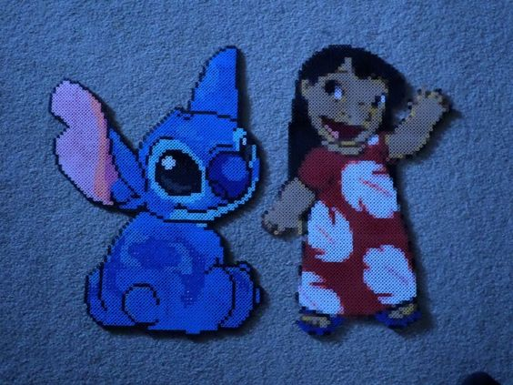 Pinterest the world s catalog of ideas for Lilo and stitch arts and crafts