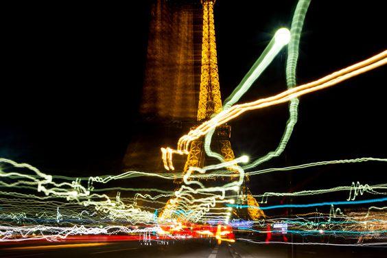 Eiffel Tower flies