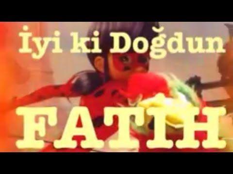 Iyi Ki Dogdun Fatih Komik Dogum Gunu Mesaji 1 Versiyon Dogumgunu Videosu Youtube Dogum Gunu Mesajlari Komik Dogum Gunu Sarkilari
