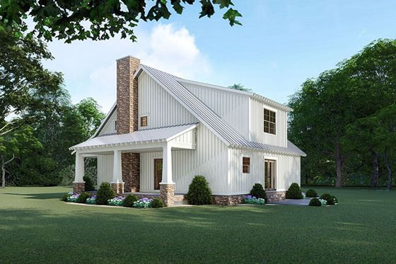Cottage Style House Plan 3 Beds 2 5 Baths 1957 Sq Ft Plan 923 118 Craftsman Style House Plans Cottage Style House Plans Cottage Style Homes