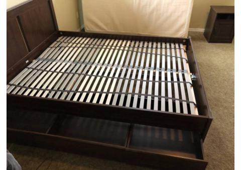 Used Songesand Ikea Bedroom Set Sets
