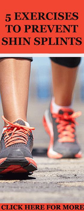 Yes you can stop & prevent shin splints with the right strength training routine. Here are the 5 five strength exercises you need to prevent this running injury: http://www.runnersblueprint.com/exercises-prevent-shin-splints-running/  #Running #Injury #Shins