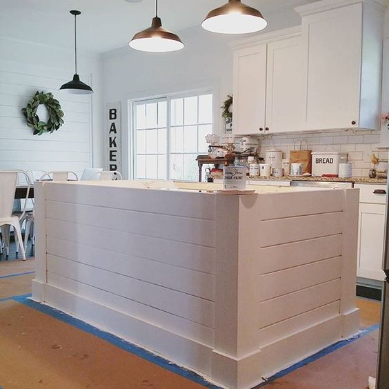 Ship Lap Islands And Annie Sloan Chalk Paint On Pinterest