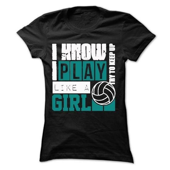 volleyball Girl T-Shirt #hooded sweatshirt #oversized sweater. FASTER:   => https://www.sunfrog.com/No-Category/volleyball-Girl-T-Shirt-Ladies.html?id=60505