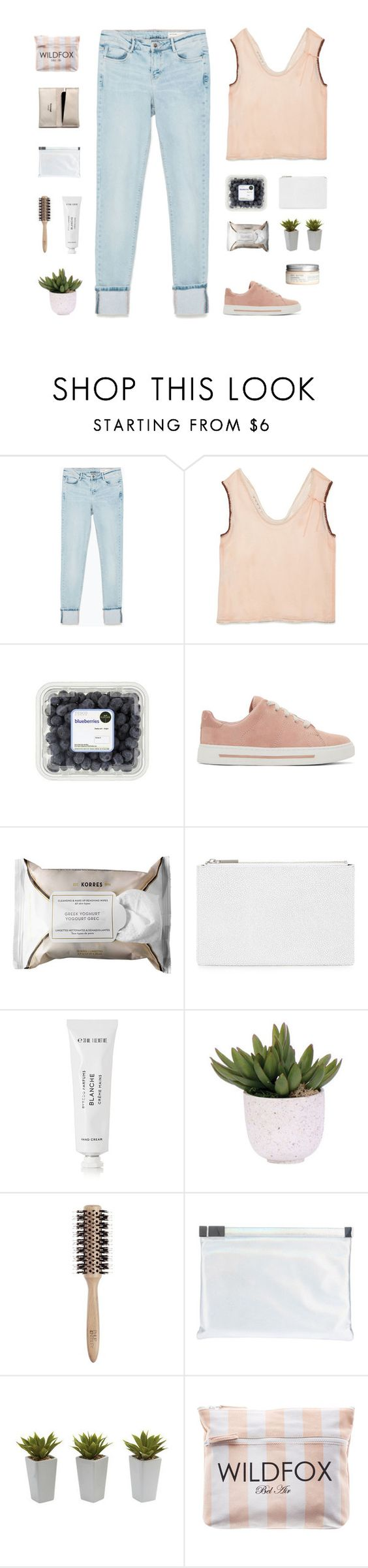 """""""Farmers Market"""" by e-rose-t ❤ liked on Polyvore featuring Zara, Marni, Marc by Marc Jacobs, Korres, Whistles, Byredo, Lux-Art Silks, Philip Kingsley, Maison Margiela and Wildfox"""