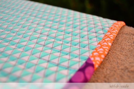 The Quilt Engineer » Bold, Modern, Timeless Quilts by Latifah Saafir