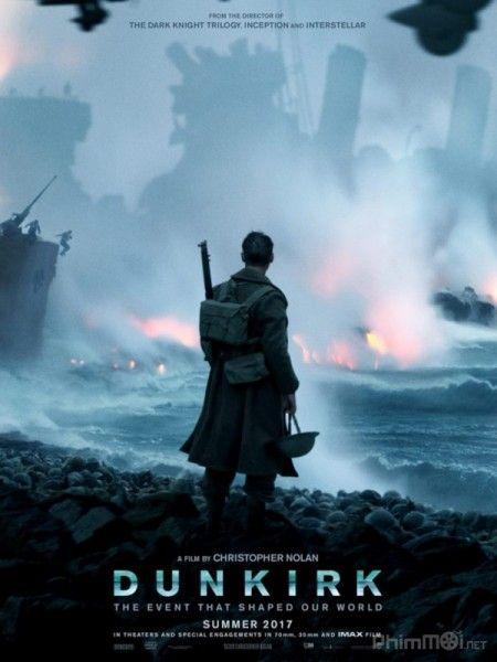 Phim Trận chiến ác liệt | Cuộc Di Tản  Dunkirk