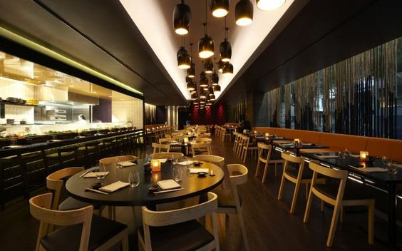 Sokyo Restaurant Interior Design | Best Interior