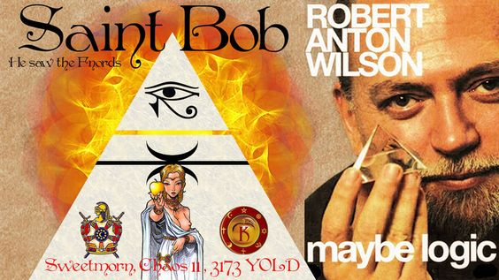 robert anton wilson - Google Search
