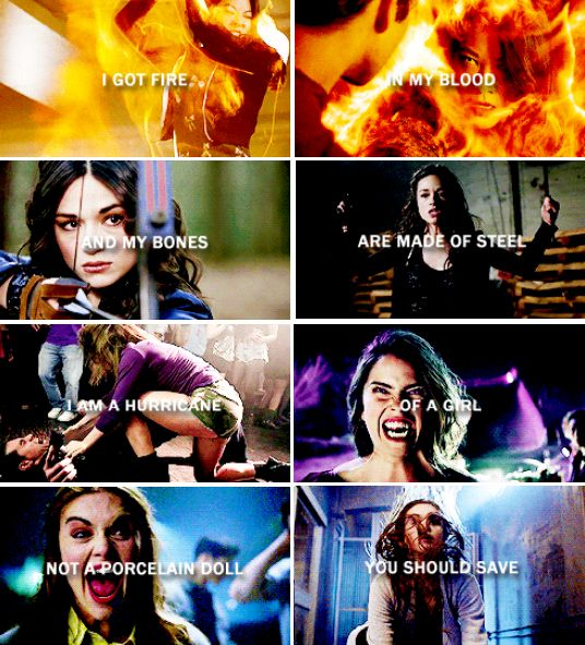 allison argent, beautiful, beauty, brave, crystal reed, fire, girls, holland roden, hurricane, lydia martin, power, pretty, shelley hennig, strong, teen wolf, tumblr, kira yukimura, arden cho, malia hale tate, scalllison scira, stalia stydia