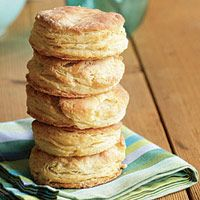 Flaky Buttermilk Biscuits | Recipe | Buttermilk Biscuits, Biscuits and ...