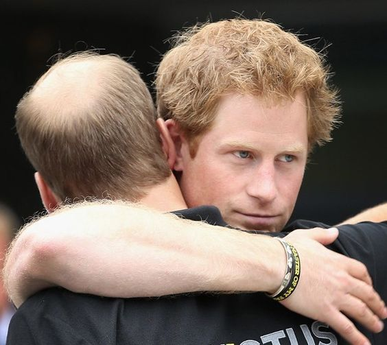 They are the Royal duo, Prince William and Prince Harry. They are sons of Prince Charles of Wales and Princess Diana. We remember their special bond through photos during their different periods of life. They lost their mother, so called The People's Princess, at a young age, and somehow they managed to pass the difficult times, together. And now they are following into Diana's steps, raising money and charity organizations for people in need. Prince William and Prince Harry huging during…
