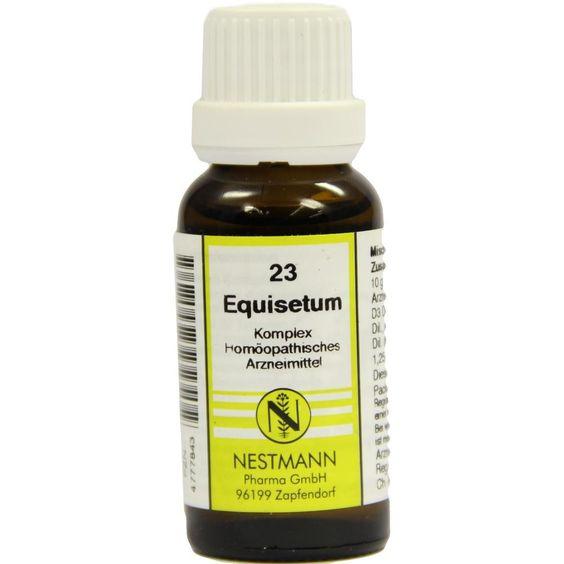 #EQUISETUM KOMPLEX Nr.23 Dilution rezeptfrei im Shop der pharma24 Apotheken