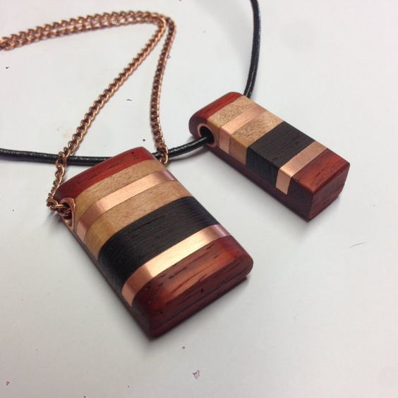 handmade wooden pendant places to visit