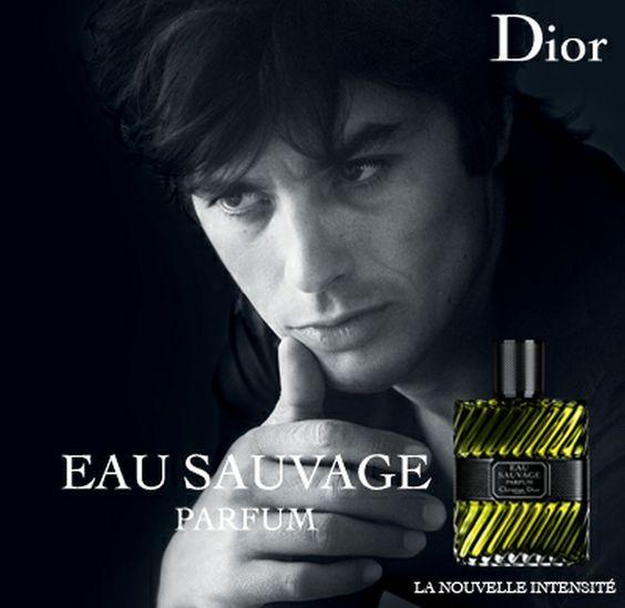 Eau Sauvage Parfum Christian Dior for men Pictures