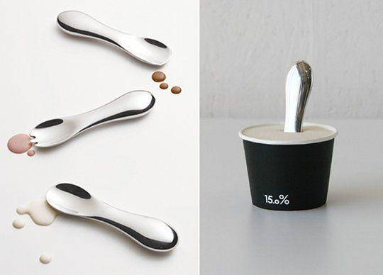Fancy - 15.0% Ice Cream Spoon Set of 3