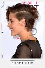Image result for how to style your short hair like kristen stewart
