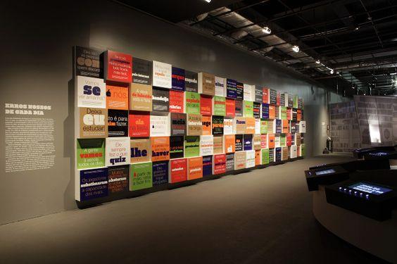 Menas: o certo do errado e o errado do certo, Museu da Língua Portuguesa, 2010, tecnopop