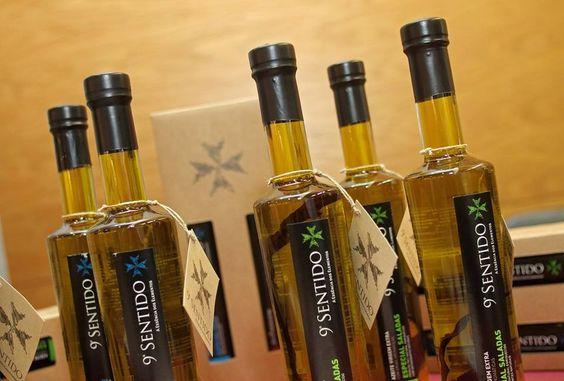 9° sentido - huiles d'olive enrichies d'algues marines et aux saveurs enchanteresses d'herbes, de truffes, d'épices... #portugal #gourmet #azeite #olive oil #huile d'olive