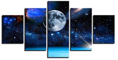 Full 5D Drill Diamond Painting Cross Stitich Galaxy Sky Stitch Kits Home Decor