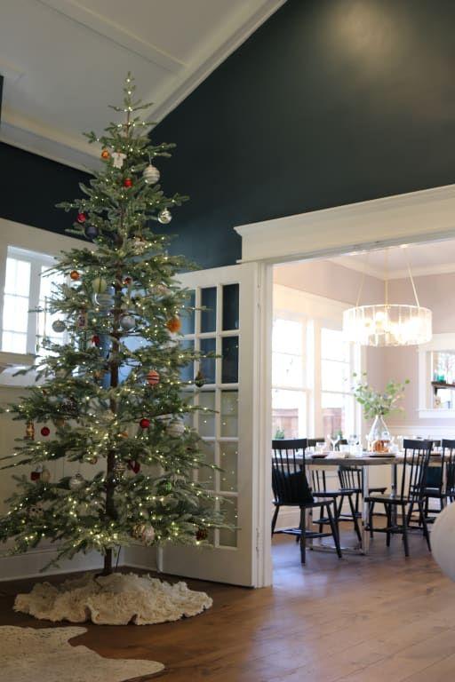 Frosted Alpine Balsam Fir Artificial Christmas Tree Balsam Hill Balsam Fir Christmas Tree Balsam Hill Christmas Tree Fir Christmas Tree